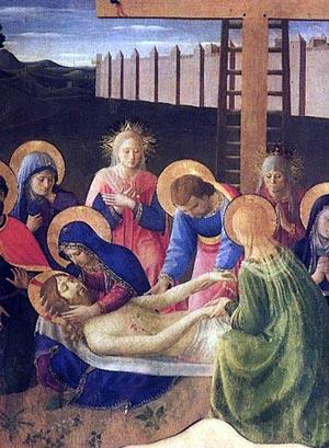 La Lamentación de Cristo - Semana Santa