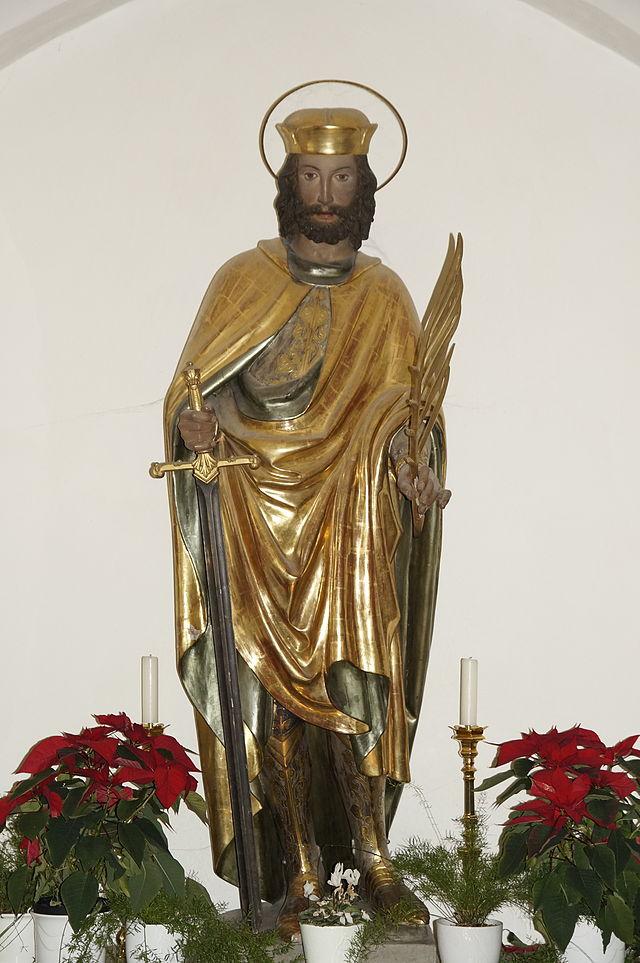 Estatua de San Cástulo