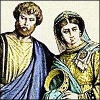 San Aquila y Santa Priscila o Prisca