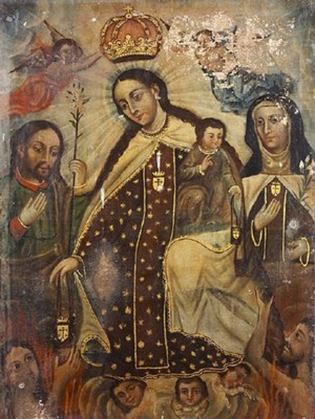 Virgen María del Monte Carmelo
